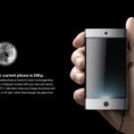 htc 1 smartphone touchscreen concept