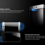 htc 1 smartphone touchscreen design 1