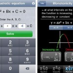 iPhone App Quadratic Equation