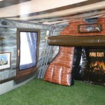 inflatable irish bar