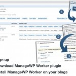 manage wordpress blogs with managewp dashboard