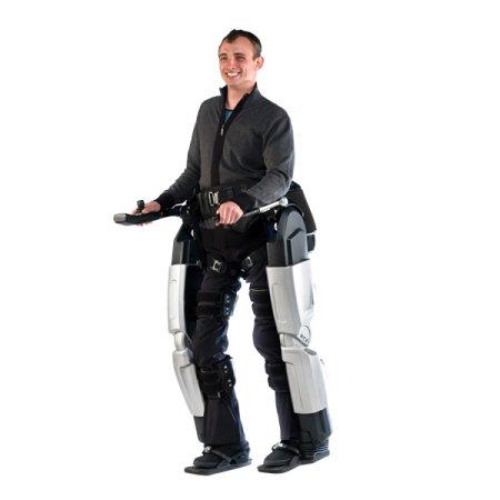 rex bionics robotic exoskeleton image