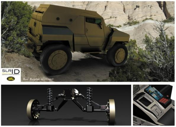 snatch land rover id mine ied protection vehicle 1