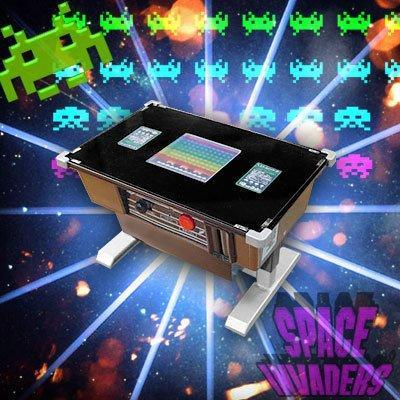 space invaders arcade replica piggy bank image thumb