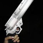 trigun papercraft weapons