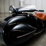 1930 kj henderson motorcycle mod design