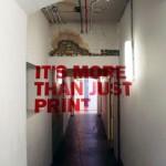 Optical illusion in the corridor 1