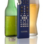 Clicker Universal Remote with Bottle Opener