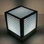 Eco Cube Lamp Design
