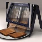 Eco-friendly toaster