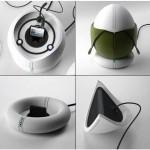 Egg Speakers