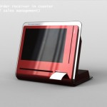 Electronic Receiver (Sales Counter)