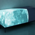 Full Moon Sideboard Lamp