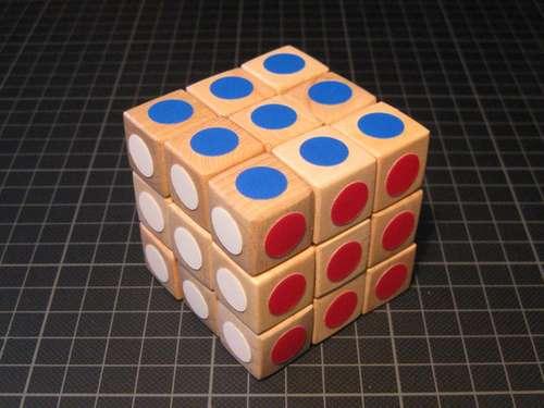 shifting cubes
