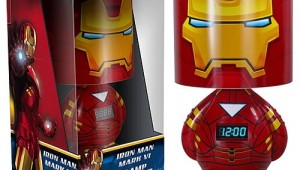 Iron Man 2 Lamp