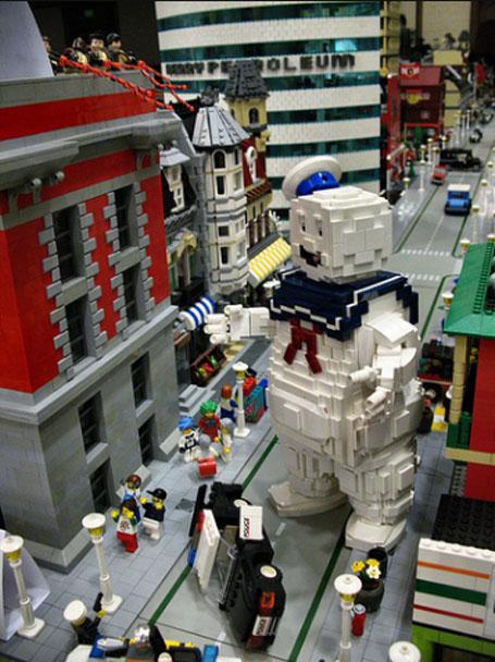 Lego Ghostbusters Model