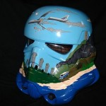 Lost Stormtrooper Helmet 2