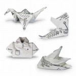 Origami Napkins 1