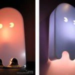 Pacman Wall Lamps