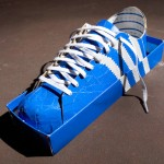 Paper Sneakers