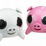 Pig Speakers for Bacon Lovers