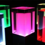 Rainbow Star LED Lamps