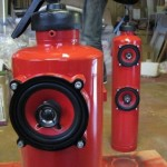 Red Hot Speakers