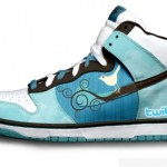 Shoes with Internet Application