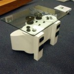 Sony playstation table 2