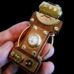 Steampunk USB Drive 2