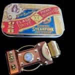 Steampunk USB Drive 4