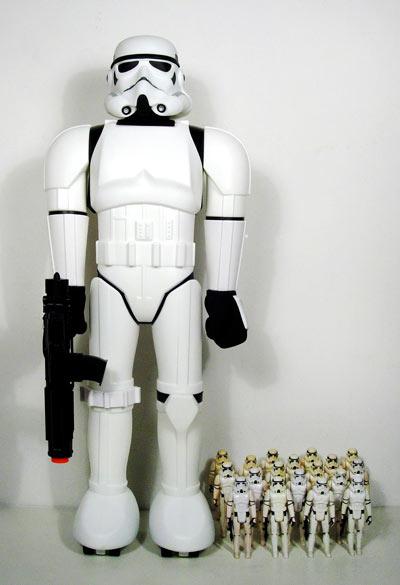 Stormtrooper Super Shogun