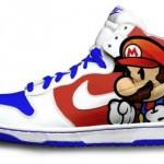 Super Mario Vintage Dunks