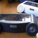 The First Solar Active Speakers