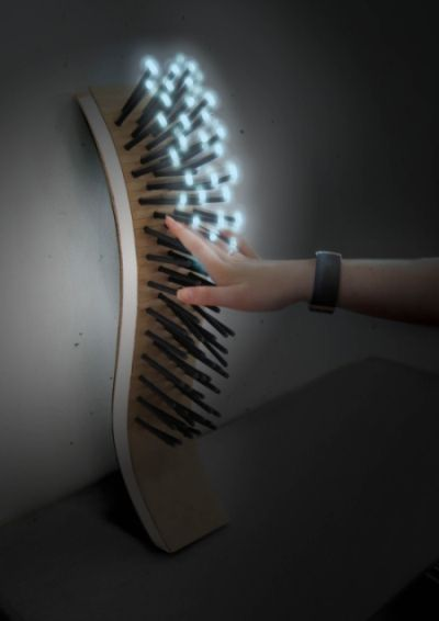 A Concept That Changes Lights According To Your Mood