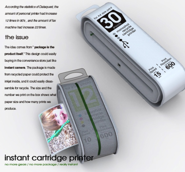 cartridge printer 2