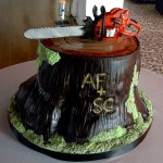 chainsaw cake design image 5