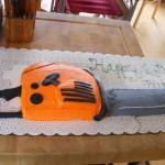chainsaw cake design image 6