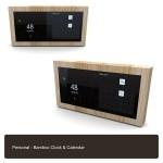 creative calendar design bamboo gadget image