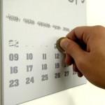 creative calendar design scratchers image