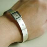creative calendar design today bracelet image