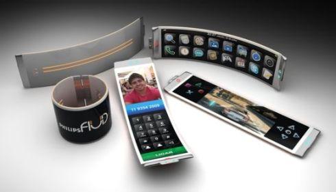 flexible smartphone