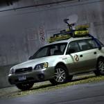ghostbusters ecto car mod design 1