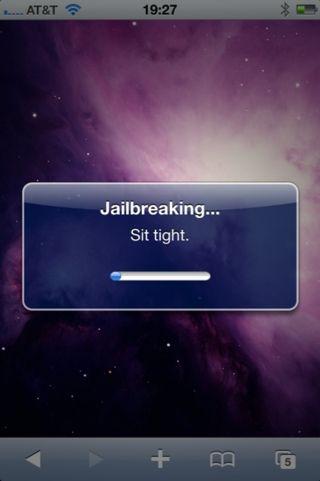 iPhone 4 Jailbreak Me 1