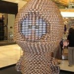 kenny south park canstruction artwork
