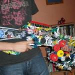 knex chainsaw gun design image