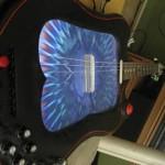 lcd guitar mod design