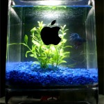 mac g4 fish tank mod design