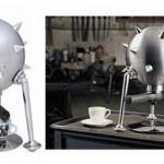 medieval coffee machine design image