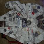 millennium falcon guitar mod design 1